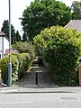 Footpath from Lichfield Road (A5127) to Hathaway Road - geograph.org.uk - 830705.jpg
