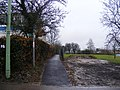 Footpath to Fairfield Road ^ Brick Lane - geograph.org.uk - 2235578.jpg