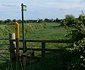Footpath to Kirkby Mallory - geograph.org.uk - 1332469.jpg