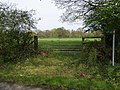 Footpath to Stokefield Farm - geograph.org.uk - 815372.jpg