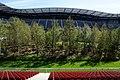 For Forest, die ungebrochene Anziehungskraft der Natur, Wörthersee Stadion Klagenfurt.jpg