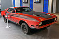 Ford Mustang Mach 1 (Diamonds Are Forever) front-right National Motor Museum, Beaulieu.jpg