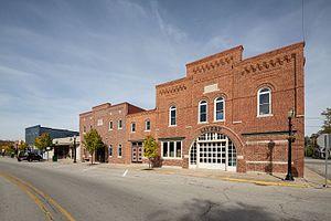 Fortville, Indiana - Image: Fortville, Indiana
