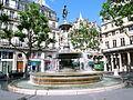 Fountain by Gabriel Davioud, Place Andre-Malraux, Paris.jpg