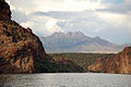 FourPeaks from SaguaroLake 08202006.jpg