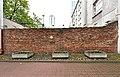 Fragment muru getta przy ul. Siennej 55 w Warszawie.jpg