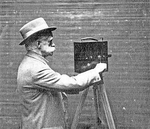 Frank Mottershaw - Frank Mottershaw (film pioneer).