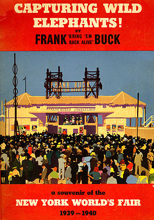 1939 New York World's Fair - Souvenir booklet