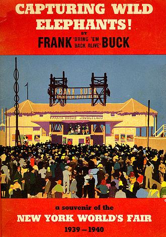 1939 New York World's Fair - Souvenir booklet