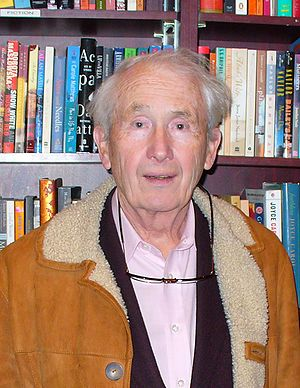 Frank McCourt - McCourt at a New York City Housing Works bookstore in 2007