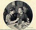 Frank Wedekind mit seiner Frau Tilly Niemann-Newes, 1906.jpg