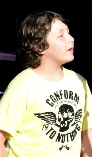 Frankie Jonas - Jonas in 2013