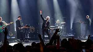 Franz Ferdinand - O2 Academy Brixton - Saturday 24th February 2018 FranzFBrixton240218-38 (26699814248).jpg