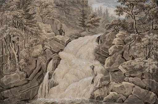 Franz Kurz zum Thurn und Goldenstein - Slap Radovne