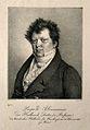 Franz Leopold Hermann. Lithograph by F. J. G. Leider, 1826. Wellcome V0002714.jpg