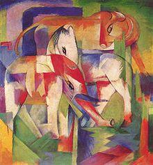 Moderne kunst wikipedia for Moderne schilderkunst