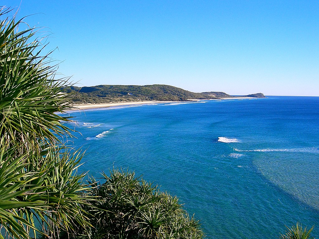 Fraser Island a03 indian head
