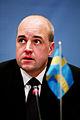 Fredrik Reinfeldt, statsminister Sverige, under sessionen i Kopenhamn 2006 (2).jpg