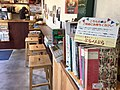 Free Book Spot in a cafe (Bura-Libra, Ina City Library event).jpg