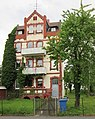 Freistehendes Stadthaus - Eschwege Leuchtbergstraße - panoramio.jpg
