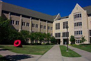 University of St. Thomas (Minnesota) - Frey Science and Engineering Center