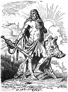 Norse paganism and homosexuality in christianity