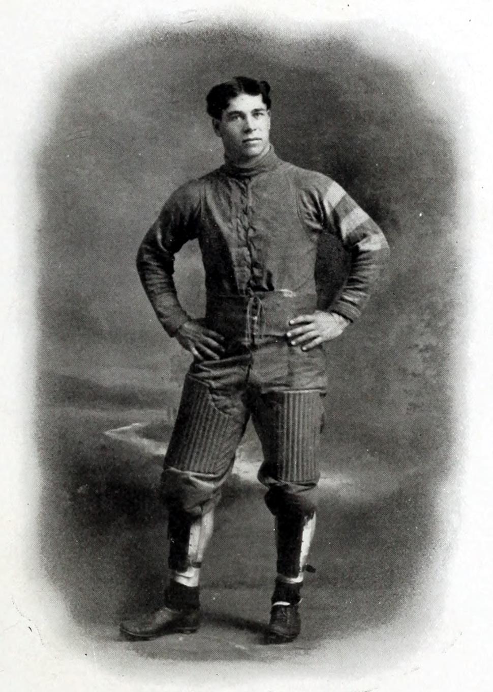 Fritz Furtick (Clemson College Annual 1907)