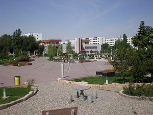 Changji Hui Autonomous Prefecture - Fukang, Changji