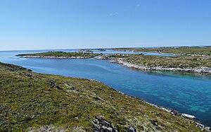 Herøy, Nordland - View of Gåsvær
