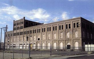 National Register of Historic Places listings in Arizona - Sugar Beet Factory in Glendale