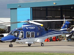 G-VSKP Agusta AW169 Helicopter Foxborough Ltd (28313983994).jpg
