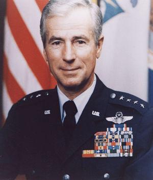 James E. Hill - General James E. Hill, USAF, CINCNORAD/CINCAD