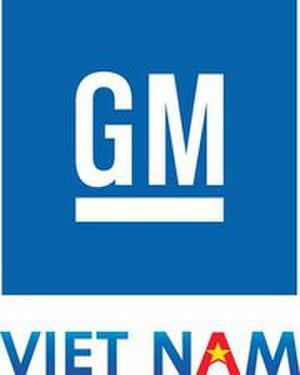 GM Vietnam - GM Vietnam logo