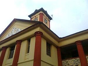 Government Victoria College, Palakkad - Image: GVC Palakkad