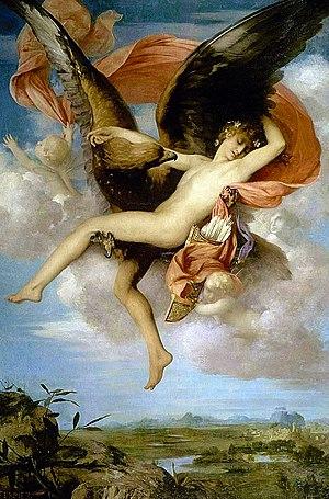 Gabriel Ferrier - Image: Gabriel Joseph Marie Augustin Ferrier Ganymede, 1874