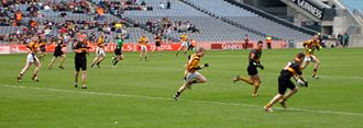 AFL Draft Combine - The combine in Dublin attracts many Gaelic footballers.