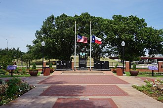 Gainesville, Texas - Medal of Honor Park