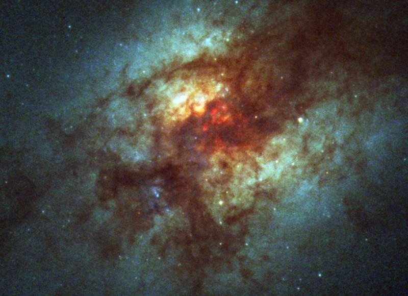 Galaxy arp 220