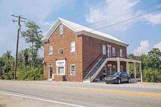 Galena, Indiana Census-designated place in Indiana, United States