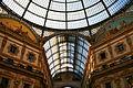 Galleria Vittorio Emanuele II - cupola 05.jpg