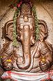 Ganesha statue in Arittapatti Sivan temple.jpg
