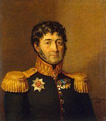 Portrait of Semyon G. Gangeblov (1757-1827)