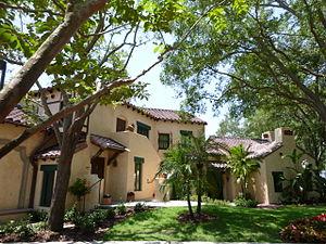 Garden of Allah Hotel - Garden of Allah villas at Universal Studios Florida inspired by the hotel.