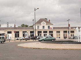 Image illustrative de l'article Gare de Bourges