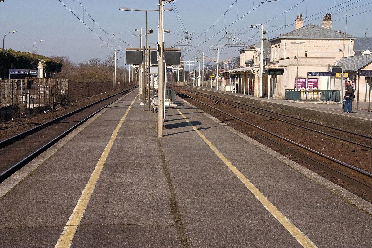 Direction Gare De Lyon Au Caf Ef Bf Bd Des Deux Margots Paris