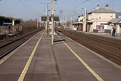 Estación de Chantilly - Gouvieux