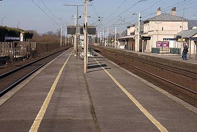 Station Chantilly - Gouvieux