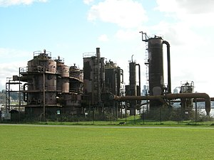Gasworks - Image: Gas Works Park 03