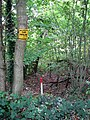 Gas pipeline marker - geograph.org.uk - 1020702.jpg