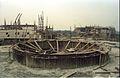 Gate Complex and Convention Centre Complex Under Construction - Science City - Calcutta 1994-11-03 465.JPG